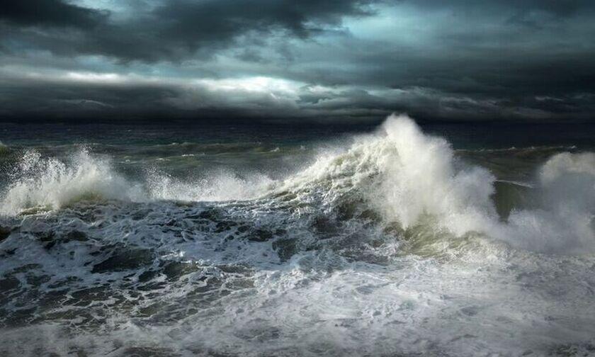 Καιρός: Άνεμοι μέχρι και 9 μποφόρ - Σταδιακή βελτίωση