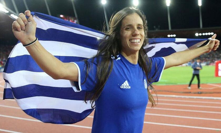 Στεφανίδη: «Να διεξαχθούν οι Ολυμπιακοί αγώνες ακόμα και χωρίς φιλάθλους»