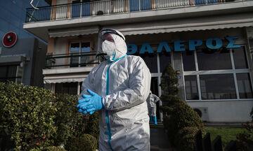 Κορονοϊός: Βρέθηκαν 47 κρούσματα τροφίμων και εργαζομένων σε γηροκομείο στο Μαρούσι