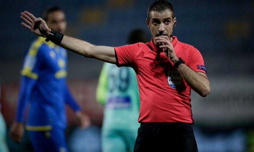 Super League 2: Ο διεθνής Σκουλάς στο ντέρμπι Λεβαδειακός - Ξάνθη - Οι διαιτητές στα υπόλοιπα ματς