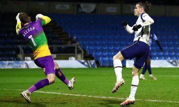 Κύπελλο Αγγλίας: Προηγήθηκε 1-0 η Γουίκομπ, ισοφάρισε 1-1 η Τότεναμ (vids)