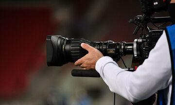 Τηλεοπτικό πρόγραμμα: Πού θα δούμε Αρμάνι - Ολυμπιακός, Άρης - ΑΕΛ, Ίντερ - Μίλαν, Premier League