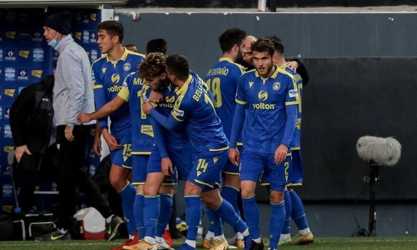 ΟΦΗ - Αστέρας Τρίπολης 0-1: Άλλος έπαιζε, άλλος κέρδισε (highlights)