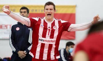 Volley League Ανδρών: Περίπατος Ολυμπιακού με τον Μίλωνα(αποτελέσματα, βαθμολογία)