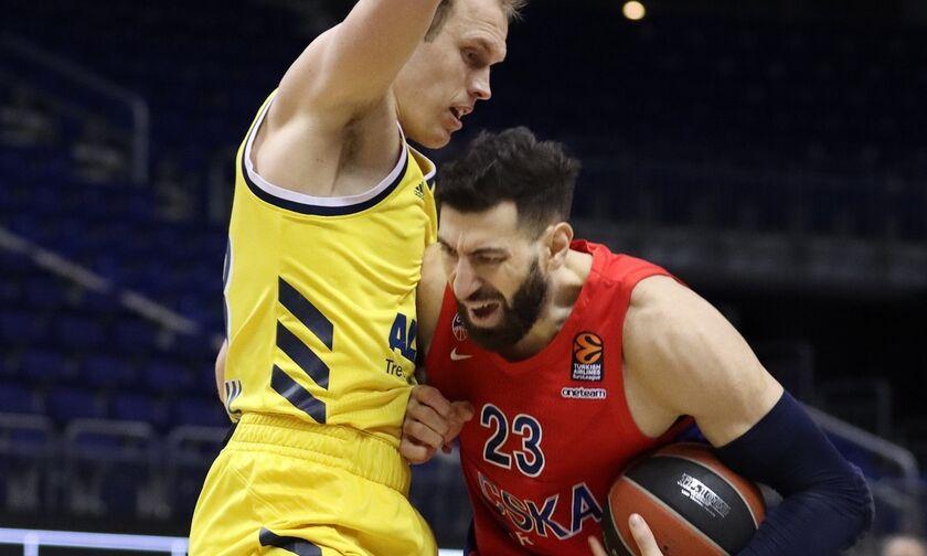 Ο «καθρέφτης» της 22ης αγωνιστικής της EuroLeague: Παρέμεινε 11ος ο Ολυμπιακός (Highlights)