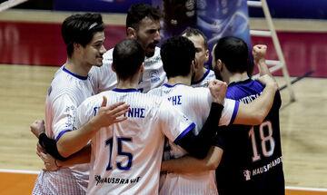 Volley League: Τρίτο κρούσμα στην Κηφισιά, αναβάλλεται ο αγώνας με τον Φοίνικα Σύρου