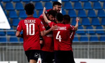 Super League 2: Kορυφή τα Τρίκαλα - Νέα γκέλα η Παναχαϊκή (highlights - αποτελέσματα - βαθμολογία)