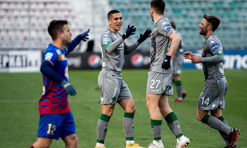 Βόλος- Παναθηναϊκός 0-2: Mε δέκα παίκτες πρώτη νίκη στη Μαγνησία! (highlights)