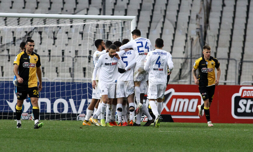 ΑΕΚ - ΠΑΣ Γιάννινα: Το γκολ του Λεό για το 0-2 (vid)