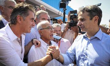 Ζαγοράκης: Συναντήθηκε με τον Κυριάκο Μητσοτάκη- Επιστρέφει στη ΝΔ - Υποψήφιος πρόεδρος για ΕΠΟ!