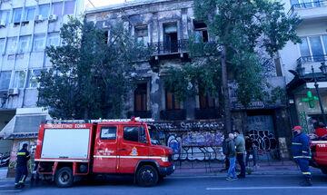 Κυψέλη: Φωτιά σε διαμέρισμα - Νεκρή ανασύρθηκε ηλικιωμένη (vid)