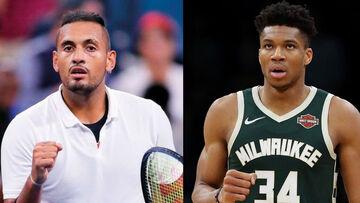 Αντετοκούνμπο: «Ο Κύργιος είναι ο Ντένις Ρόντμαν του τένις»