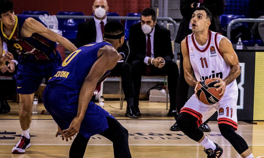 EuroLeague: Ανάγκη συσπείρωσης και νίκης με Μπαρτσελόνα ο Ολυμπιακός