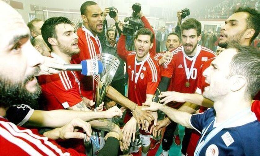Ολυμπιακός - ΠΑΟΚ 3-0: To «κόκκινο» Λιγκ Καπ με Αγκάμες
