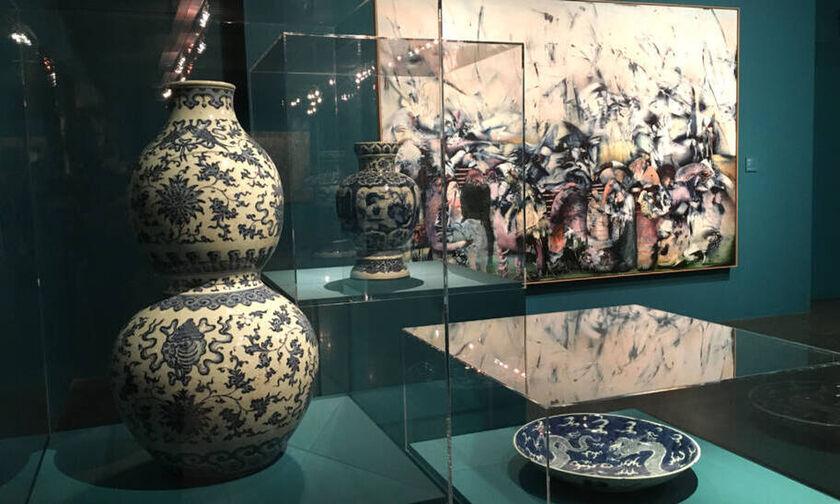 Μουσείο Μπενάκη: Διαδικτυακή παρουσίαση της έκθεσης «Ultramarinus – Beyond the Sea»