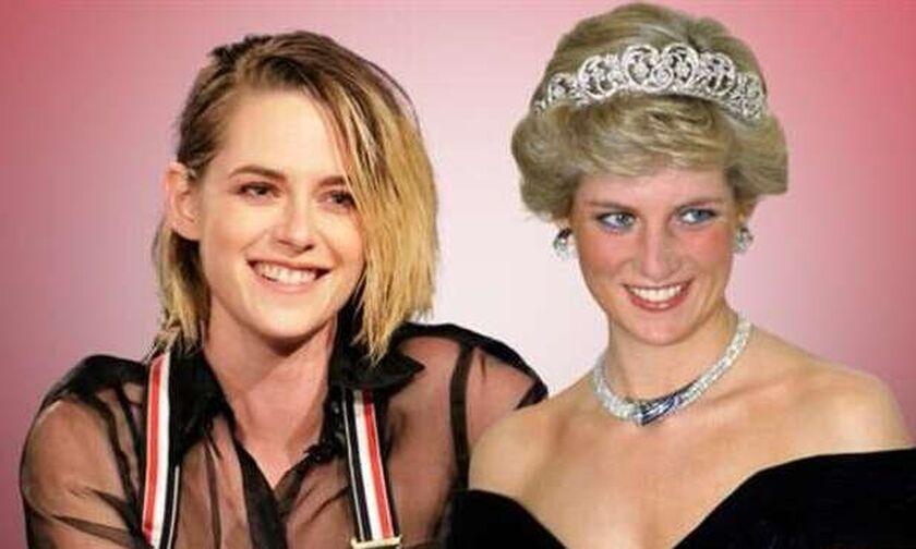Κρίστεν Στιούαρτ: Η πρώτη της φωτογραφία ως ...πριγκίπισσα Νταϊάνα! (pic)