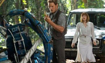 Ταινίες στην τηλεόραση (29/1): Jurassic world, Ο Ηλίας του 16ου, Η εξουσία της νύχτας