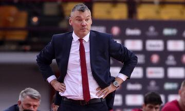 Γιασικεβίτσιους: «Κάναμε 18 λάθη, χαρούμενοι που κερδίσαμε»