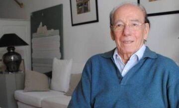 Πέθανε ο θρύλος της ελληνικής δισκογραφίας Τάκης Λαμπρόπουλος
