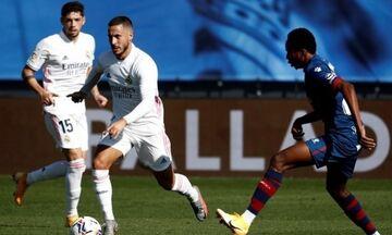 Ρεάλ Μαδρίτης: Ο Αζάρ έχει να παίξει 90λεπτο από το 2019!