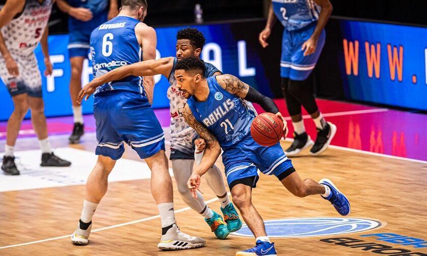 Μονς Χαϊνό - Ηρακλής 75-79: Με το απόλυτο στους «16» του FIBA Europe Cup (highlights)