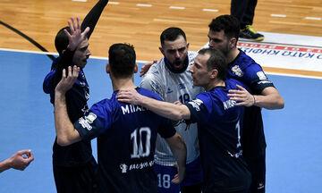 Volley League Ανδρών: Απορρίφθηκε το αίτημα της Κηφισιάς, κανονικά το ματς με τον Φίλιππο!