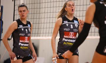 Παρασκηνιακές πιέσεις να ανοίξει και η  Volley League γυναικών
