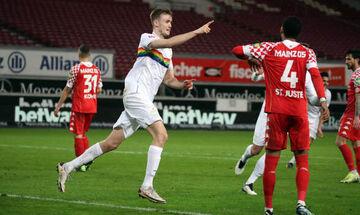 Βundesliga: Επιστροφή στις νίκες για Στουτγκάρδη με Μάιντς (Highlights)