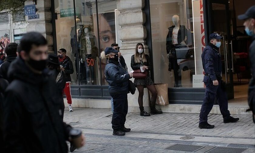 Κορονοϊός: Τα μέτρα που ισχύουν από 30/1 σε όλη τη χώρα