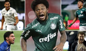 Copa Libertadores: Γκολ, ξύλο και κόκκινες κάρτες