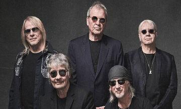 Deep Purple, στις 5/6/2021, στη Μαλακάσα; Ξεχάστε τους - Μαύρα σύννεφα για το συναυλιακό καλοκαίρι
