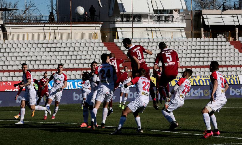 ΑΕΛ-Βόλος 0-0: Ένταση και μέ«Χ»ρι εκεί... (highlights)