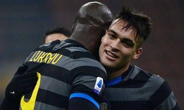 Serie A: Μετά τις Μίλαν και Γιουβέντους νίκησε κι η Ίντερ (highlights)