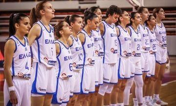 Εθνική Γυναικών: Αναχωρεί για τη Λιουμπλιάνα για τα τελευταία ματς των προκριματικών του Eurobasket