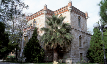 Η ανάπλαση των θησαυρών του Χαϊδαρίου: Το Παλατάκι, οι στάβλοι, το κτίριο Ν. Γύζη
