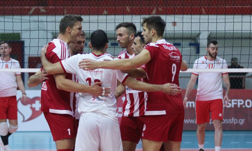 Live Streaming: ΠΑΟΚ - Ολυμπιακός 0-1 (27-29)
