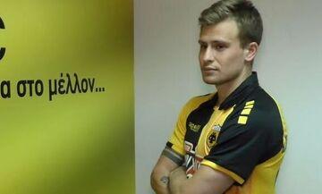 Νταντσένκο: «Να κάνω χαρούμενους τους οπαδούς»