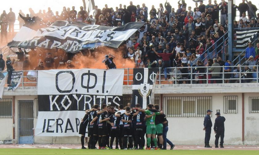 Ιωνικός - ΟΦ Ιεράπετρας: Μπαράτα και 1-1 στη Νεάπολη (vid)