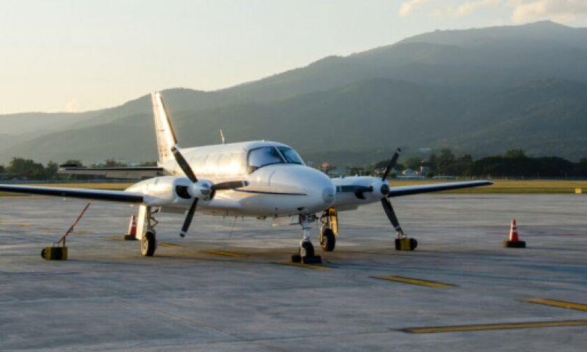 Ιωάννινα: Επιχείρηση για τον εντοπισμό ιδιωτικού αεροσκάφους