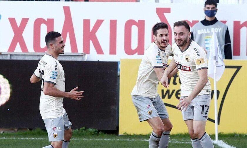 ΟΦΗ - ΑΕΚ 0-2: Επιστροφή στις νίκες στο Ηράκλειο για την «Ένωση» (highlights)