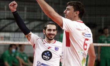 Volley League Ανδρών: Δεν παίζει ο Πρωτοψάλτης κόντρα στον Παναθηναϊκό!