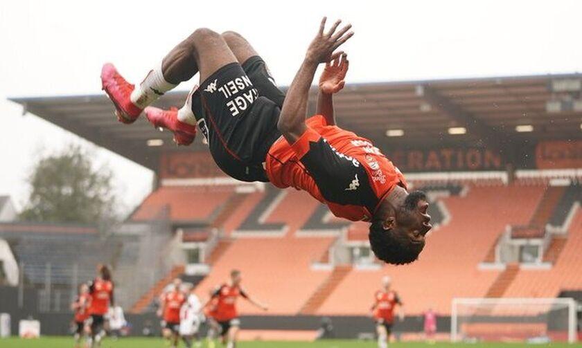 Ligue 1: Μόνη πρώτη η Λιλ, «σφαλιάρα» για Παρί (highlights)