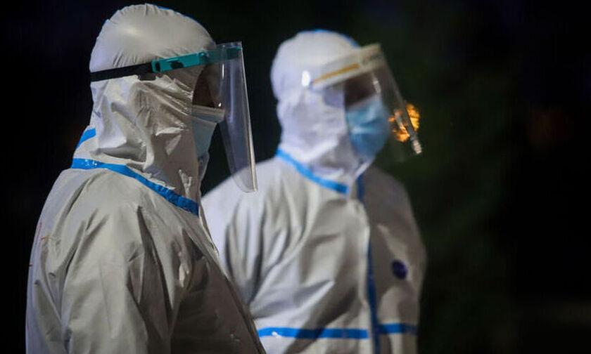 Κορονοϊός (31/1): Στα 484 τα νέα κρούσματα - 255 διασωληνωμένοι, 17 νεκροί