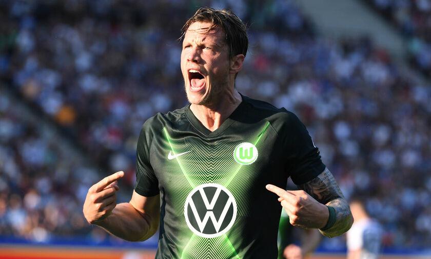 Βundesliga: Ξανά τρίτη η Βόλφσμπουργκ, «ανάσα» για Κολωνία (highlights)