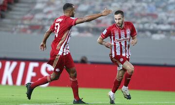 Κατακόκκινη Super League με Ελ Αραμπί, Φορτούνη, Χασάν, Βαλμπουενά