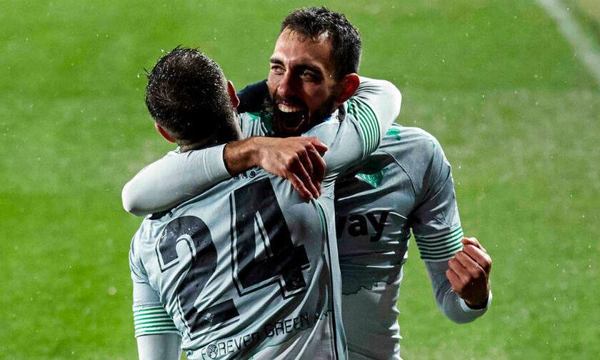 La Liga: Νίκη στο φινάλε η Μπέτις, 1-0 την Οσασούνα (highlights)