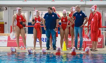 Ολυμπιακός: Εντείνουν την προετοιμασία τους οι «ερυθρόλευκες» ενόψει Euroleague στην Όστια