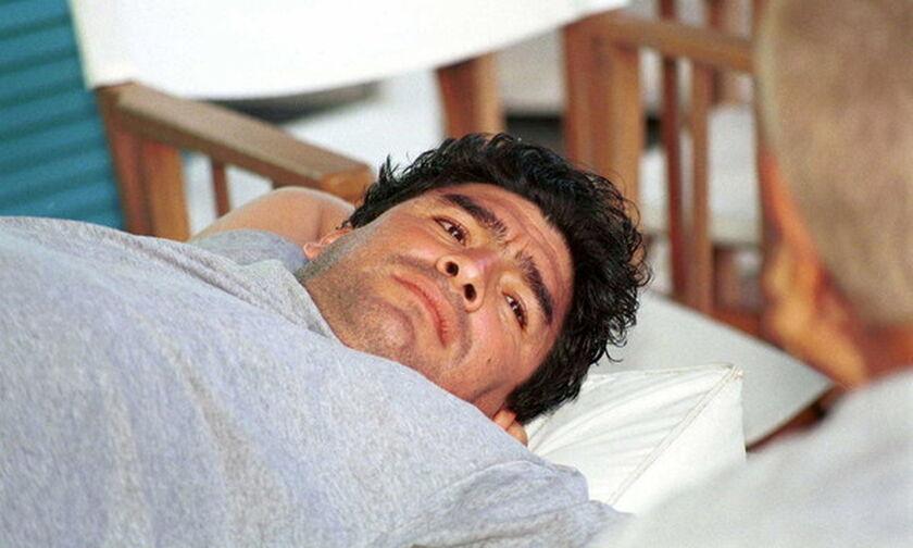 Θάνατος Μαραντόνα: Το τελευταίο γεύμα και η αντίδραση Λούκε- «Ναι, ρε μ...κα φαίνεται έχει πεθάνει»