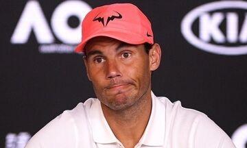 Εκτός πρεμιέρας του ATP Cup ο Ναδάλ (pic)