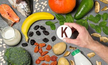 Πόσο κάλιο πρέπει να παίρνουμε κάθε μέρα και σε ποιες τροφές θα το βρούμε